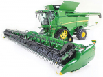 John Deere has announced several updates to its S-series headers.
