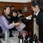 Wine tasting China  Image by USDA China Flickr (cropped)