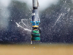 Irrigators testing waters