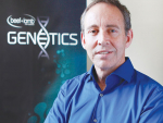 B+LNZ Genetics general manager Graham Alder.