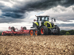 World's first half-track tractors unveiled