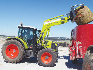 The new Arion 400 Series raises the bar in loader tractors in the 100-140hp range.