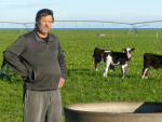 Ashburton dairy farmer Frank Peters lost his dairy herd to Mycoplasma bovis last year.