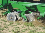 Great Plains has recently introduced the all-new Saxon series, with min-till work in mind.