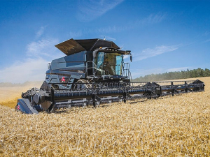The MF Ideal new generation harvester is expected to be available for the 2019 harvest season.