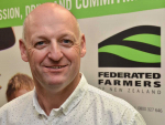Federated Farmers Arable vice-chairperson, grains, Brian Leadley.