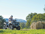 The all-new CFORCE 625 EPS quad bike features a shorter-wheelbase, longer-travel suspension and a 500kg tow capacity.