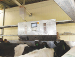 Herringbone feed system has rotary benefits