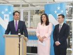 National Party leader Simon Bridges and Parmjeet Parmar launched the new policy last week.