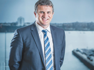 Outgoing Synlait chief executive John Penno says the company's 'lead with pride' programme will be key to progress in farm environments and sustainability.