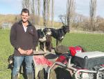While not originally from a farm, Chris Hursthouse has carved out a rewarding career in the agriculture industry.