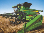 John Deere is expanding its range of headers with the introduction of the new X-Series.