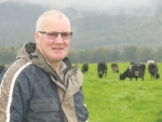Westland Milk Products chairman Matt O'Regan.