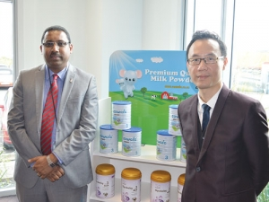 NZ infant formula making a comeback in China