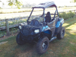 Polaris Ace 570 HD.
