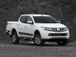 The Mitsubishi Triton.