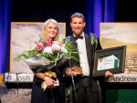 Logan Wallace named Young Farmer of the Year