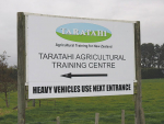 Taratahi ag training left in limbo