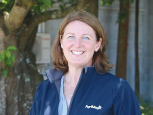 Charlotte Glass, founding director of Agri Magic, Canterbury. Photo: Supplied.