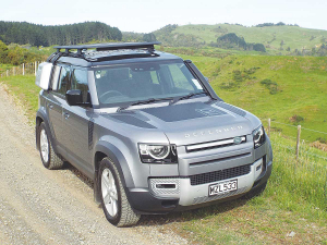 Land Rover plans to release six pure electric variants through its Range Rover, Discovery and Defender families.