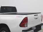 Best Bars roll-up tonneau cover for utes doesn't require holes drilled into the bodywork.