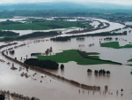 Waikato farmers are being thanked for helping flood-prone communities in the region.