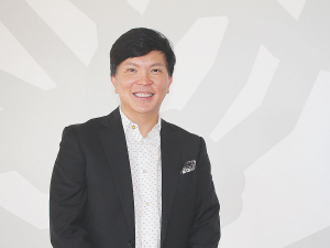 Singaporean blockchain entrepeneur Gary Loh was a keynote speaker at this year's PMA A-NZ HortConnections conference in Melbourne held in July.