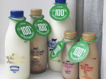 Creamery boosts recycled packaging