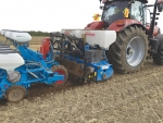 A 12 row fodder beet planter from Monosen will be on the Tulloch stand at CD Field Days.