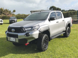 The Mako will be built to order at Toyota NZ's vehicle operation facility at Thames.